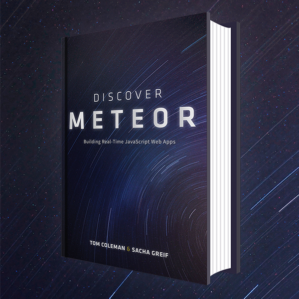 Learn how to build real-time JavaScript web apps with the Meteor.js framework